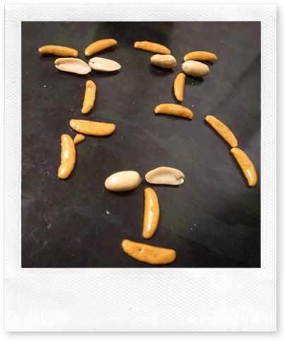 合コン柿の種[5]