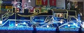 新橋SLクリスマス