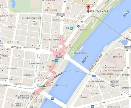 浅草駅周辺