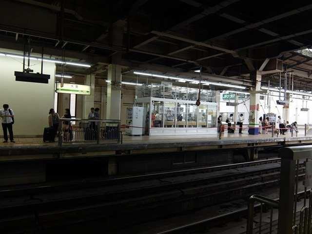 大宮駅喫煙所