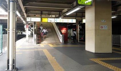 上野駅11-12番船
