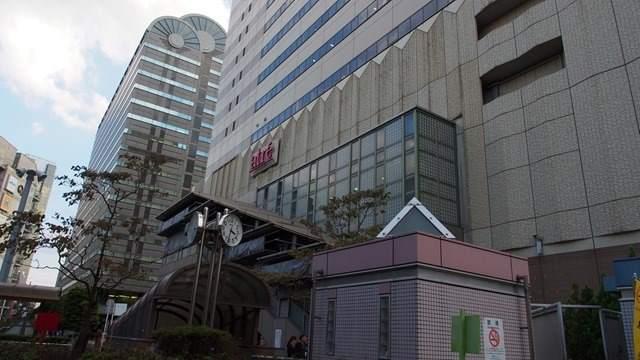 恵比寿駅東口公衆トイレ