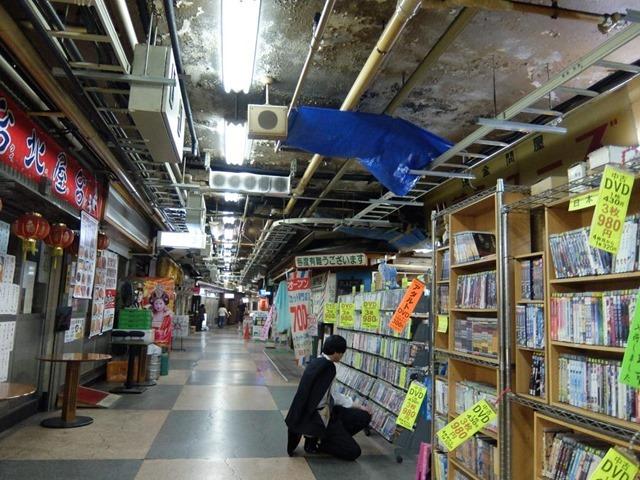 銀座線浅草地下商店