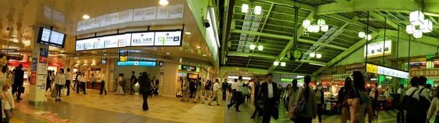 品川駅ナカ