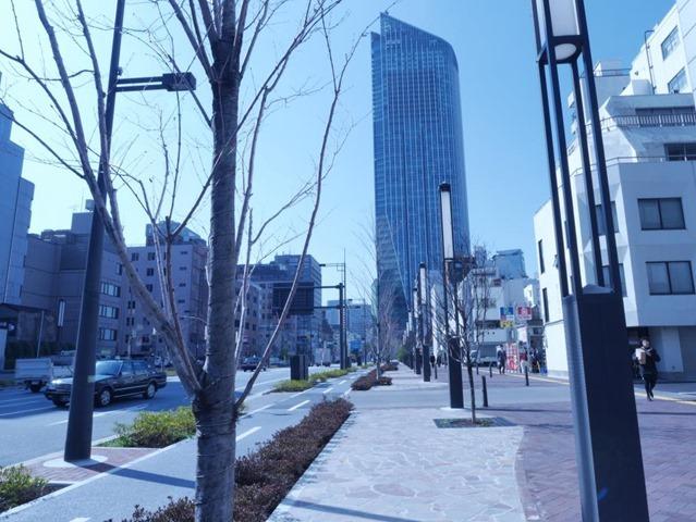 東京シャンゼリゼプロジェクト進行中ですね。