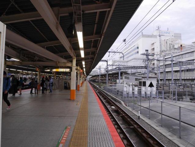横浜駅ホーム[4]