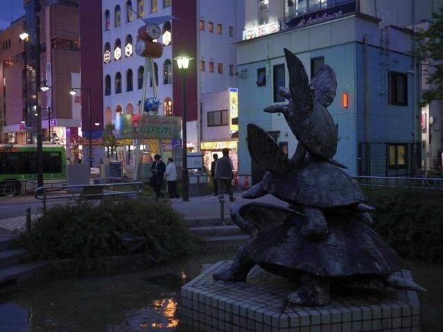 亀戸駅周辺指定喫煙所
